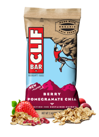 Clif Bar Berry Pomegranate Chia