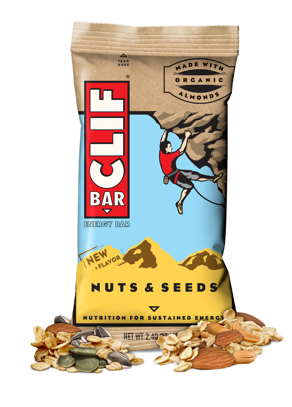 Clif Bar Nuts and Seeds