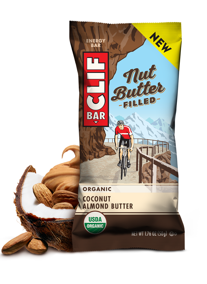 Clif Nut Butter Filled Bar - Coconut Almond Butter