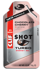 Clif Shot Chocolate Cherry