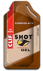 Clif Shot Chocolate