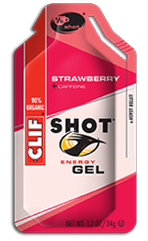 Clif Shot Strawberry